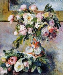 Renoir   Peonies, 1878   Giclée Canvas Print