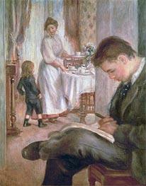Renoir   Breakfast at Berneval, 1898   Giclée Canvas Print