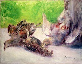 Renoir | Still Life with Pheasants, undated | Giclée Canvas Print