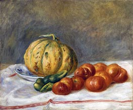 Renoir | Melon and Tomatoes, 1903 | Giclée Canvas Print