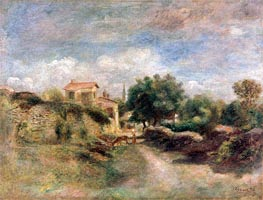 Renoir | The Farm, 1892 | Giclée Canvas Print