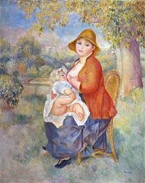 Renoir | Maternity, 1885 | Giclée Canvas Print