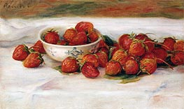 Renoir | Strawberries, undated | Giclée Canvas Print