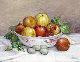 Renoir | Still Life with a Pomegranate, undated | Giclée Canvas Print