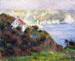 Renoir | Fog on Guernsey | Giclée Canvas Print