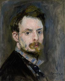 Renoir | Self-Portrait | Giclée Canvas Print