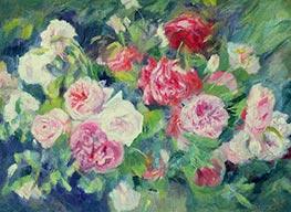 Roses, c.1885 by Renoir | Giclée Canvas Print
