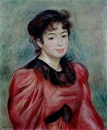 Mademoiselle Victorine de Bellio, 1892 by Renoir | Giclée Canvas Print