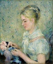 Modiste, c.1875 by Renoir | Giclée Canvas Print