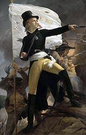 Pierre-Narcisse Guérin | Henri Duverger, comte de la Rochejaquelein, c.1816/17 | Giclée Canvas Print