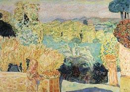 Pierre Bonnard | Landscape Southern France, c.1916/18 | Giclée Canvas Print