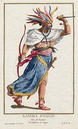 Pierre Duflos | Sambo Pango, Roi de Loango, Undated | Giclée Paper Print