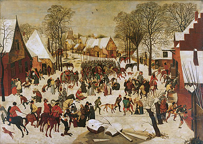 Massacre of the Innocents, a.1566   Pieter Bruegel the Younger   Painting Reproduction