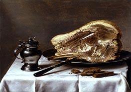 Pieter Claesz | Still Life, c.1635 | Giclée Canvas Print