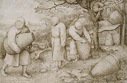 Bruegel the Elder | The Beekeepers, 1567 | Giclée Paper Print