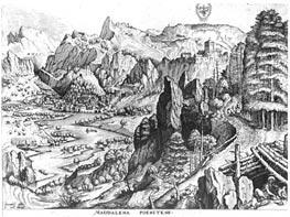 Bruegel the Elder | The Penitent Magdalene | Giclée Paper Print