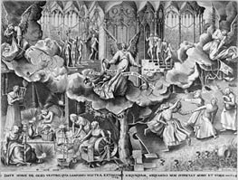 Bruegel the Elder | The Parable of the Wise and Foolish Virgins, c.1560 | Giclée Paper Print