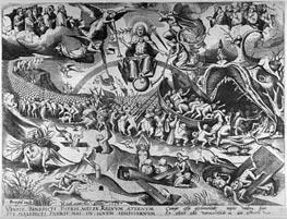 Bruegel the Elder | The Last Judgement, 1558 | Giclée Paper Print
