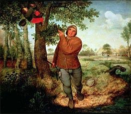 Bruegel the Elder | Peasant and Birdnester, 1568 | Giclée Canvas Print