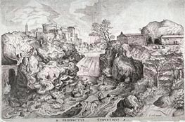 Bruegel the Elder | Prospectus Tyburtinus, Undated | Giclée Paper Print