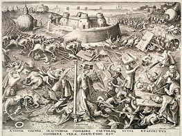 Bruegel the Elder | Fortitude, 1558 | Giclée Paper Print