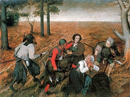 Bruegel the Elder | The Assault, 1567 | Giclée Canvas Print