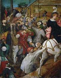 Bruegel the Elder | Saint Martin's Day, undated | Giclée Canvas Print