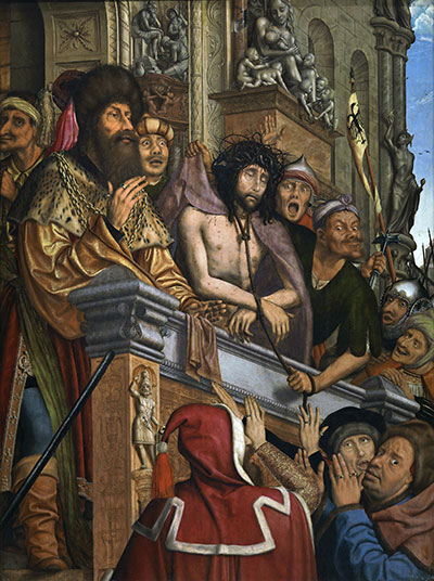 Christ presented to the People, c.1518/20 | Quentin Massys | Painting Reproduction