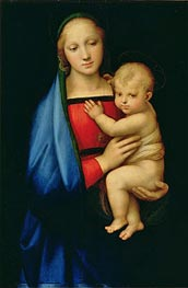 Raphael | The Granduca Madonna | Giclée Canvas Print
