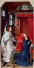van der Weyden | The Annunciation | Giclée Canvas Print