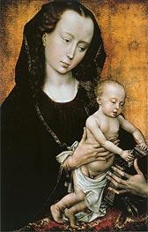 van der Weyden | Madonna | Giclée Canvas Print