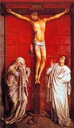 van der Weyden | Crucifixion | Giclée Canvas Print
