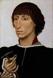 van der Weyden | Francesco d'Este | Giclée Canvas Print