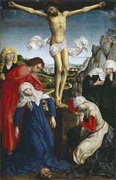 van der Weyden | Crucifixion, undated | Giclée Canvas Print