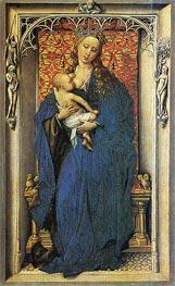 van der Weyden | Madonna, c.1440 | Giclée Canvas Print