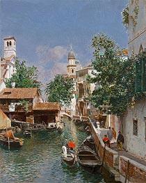 Rubens Santoro | Venice | Giclée Canvas Print