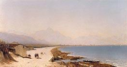 Sanford Robinson Gifford | Near Palermo, 1874 | Giclée Canvas Print