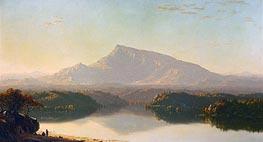 Sanford Robinson Gifford | In the wilderness, 1871 | Giclée Canvas Print