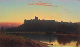 Sanford Robinson Gifford | Windsor Castle, 1860 | Giclée Canvas Print