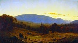 Sanford Robinson Gifford | Hunter Mountain, Twilight, 1866 | Giclée Canvas Print