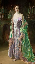 The Green Coat, 1926 by Sir John Lavery | Giclée Canvas Print