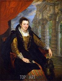 van Dyck | Isabella Brant, 1621 | Giclée Canvas Print