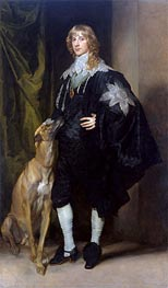 van Dyck | James Stuart, Duke of Richmond and Lennox, c.1634/35 | Giclée Canvas Print