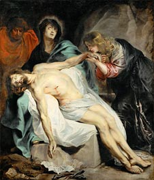 van Dyck | The Lamentation, c.1618/20 | Giclée Canvas Print