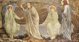 Burne-Jones | The Morning of the Resurrection | Giclée Canvas Print