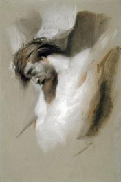 Landseer | Christ on the Cross after Rubens, 1840 | Giclée Paper Print