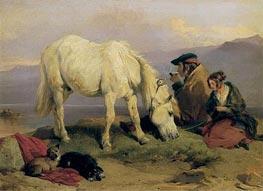 Landseer | A Highland Scene, c.1834 | Giclée Canvas Print