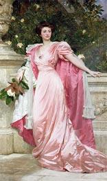 Frank Dicksee   Constance Duchess of Westminster, 1906   Giclée Canvas Print