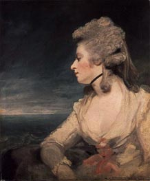 Reynolds | Mrs Mary Robinson (Perdita) | Giclée Canvas Print