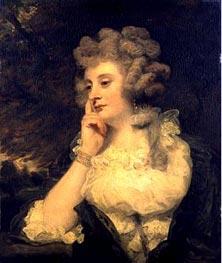 Reynolds | Mrs Jane Braddyll | Giclée Canvas Print